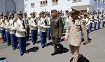 FAR Inspector General Receives US Africa Command Commander