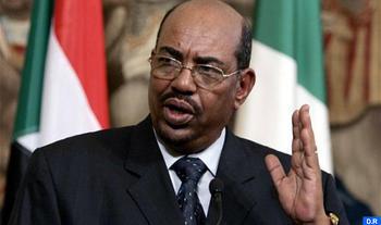 President Omar Hassan Al Bashir Invites HM the King to Visit Sudan