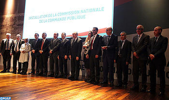 National Commission for Public Procurement Installed in Rabat