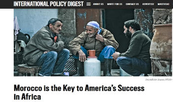 Morocco, 'the Key' to America's Success in Africa (International Policy Digest)