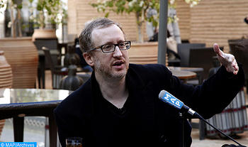 US Film Director James Gray, President of the Jury of the 17th Marrakech International Film Festival