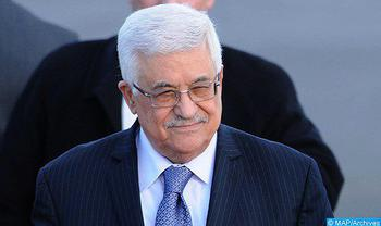 Palestinian President Highlights Efforts of HM the King to Support Al Quds People