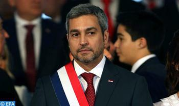 Paraguayan Pres. Says Morocco's Presence in Inauguration Ceremony Shows High Esteem for His Country