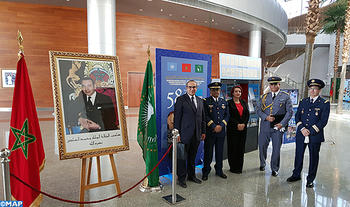Morocco's Contribution to Peacekeeping Operations & Humanitarian Action in Africa Highlighted at AU Headquarters
