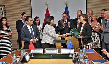 New Morocco-EU Fisheries Agreements Initialled in Rabat