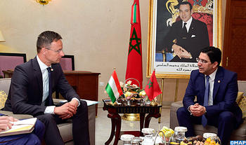 Marrakech: FM Holds Talks with African, European, UN Officials on Migration Issue