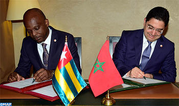 Marrakech: Morocco Signs Bilateral Agreements with Togo & Switzerland to Promote Diplomatic Mobility