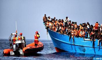 Migrants' Boat Sinks Off Nador: 11 Bodies Fished Out and Smuggler Nabbed, Nador province
