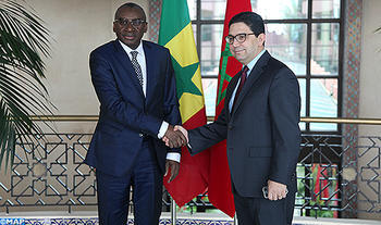 Morocco, Senegal Agree to Further Coordinate Stances, Particularly on Migration Issue