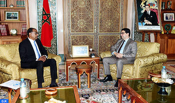FM Meets With UNAIDS Executive Director