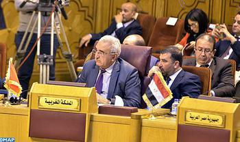 Arab Parliaments Approve Counter-terrorism Document