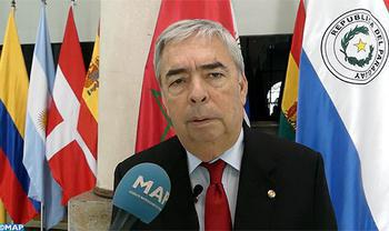 Paraguay Reiterates its 'Unconditional Support' for Morocco's Territorial Integrity (Paraguayan Official)