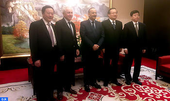 Beijing International Book Fair: Official Meets with Chinese Information Minister