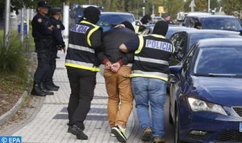 Spain: Moroccan Arrested for Belonging to Terrorist Organization