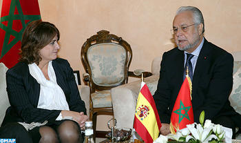 Morocco, Spain Pledge to Boost Cooperation Between Strategic Bodies