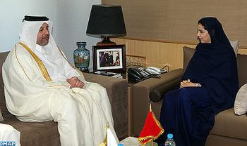 Qatar Seeks to Increase Investments in Morocco, Minister Says