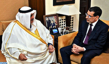 Morocco, Bahrain Determined to Reinforce Cooperation in Different Areas