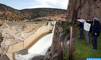 Morocco's Dam Storage Capacity Stands at 40.1% by Feb. 13