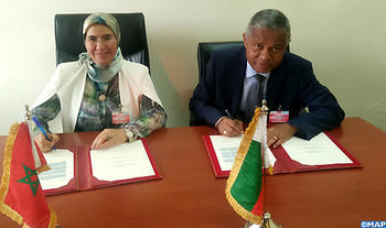 Morocco, Madagascar Sign Cooperation Plan in Environmental Field
