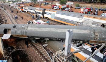 Train Derailment near Rabat: Spain Expresses Solidarity with Morocco