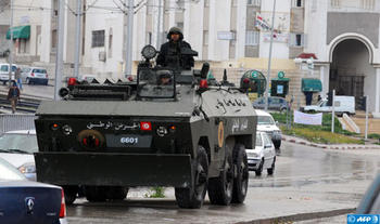 778 People Arrested in Tunisia over Unrest