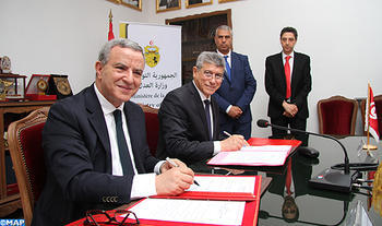 Morocco, Tunisia Ink Executive Program on Judiciary Cooperation