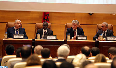 Morocco Reaffirms its Strong Commitment to Palestinian Cause, Marked by Unwavering Support & Full Solidarity (HM the king)