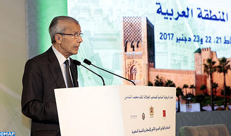 HM the King Sends Message to Participants in 2nd Ministerial Forum on Housing and Urban Development