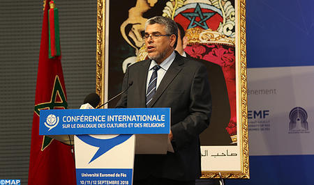HM the King Sends Message to Participants in 2nd International Conference on Intercultural and Interfaith Dialogue