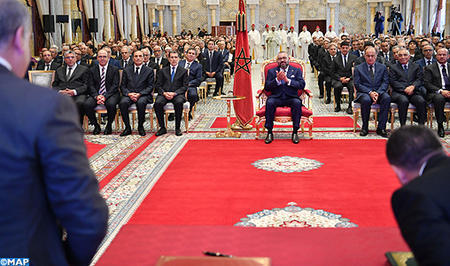 HM the King Chairs Ceremony to Launch 3rd Phase of Newly-Engineered INDH (2019-2023)