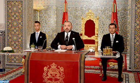 Full Text of Royal Speech on the Occasion of the Throne Day