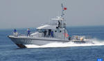 Royal Navy Helps Boat Adrift Carrying 54 Sub-Saharan Would-be Illegal Immigrants off the Coast of Saidia