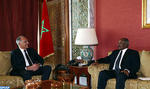 Mezouar Receives Eritrean FM, Carrying Message from Eritrean President to HM the King