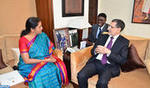 Morocco, India Discuss Means to Boost Trade