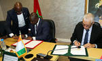 Morocco, Cote d'Ivoire Sign Cooperation Agreement in the Field of Sport