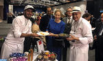 Moroccan Chef Moha Fedal Wins Judges Choice Award at 2017 Embassy Chef Challenge