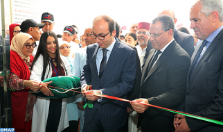 Some 300,000 People will Benefit from Ksar El Kebir New Hospital, Says Minister