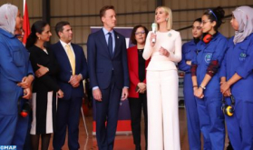 Casablanca: Ivanka Trump Visits Institute Specializing in Aeronautics and Airport Logistics Trades