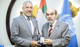Moroccan Agronomist Abdelouahab Zaid Receives FAO Gold Medal