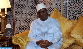 Malian Pres. Lauds HM the King's Initiatives for His Country