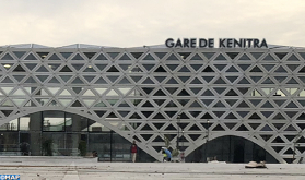 World Architecture and Design Award (Prix Versailles): Kenitra Train Station Wins Special Prize Exterior