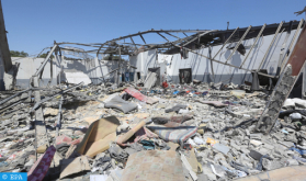 Death Toll of Air Strike on Libya Migrant Camp Rises to 53: WHO