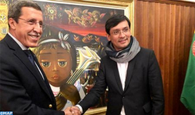 Moroccan Ambassador Hilale Visits Colombia in his Capacity as President of UNICEF Executive Board