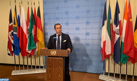 Moroccan Diplomat Exposes Human Rights Violations in Tindouf Camps