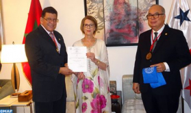 Morocco's Ambassador to Panama Appointed Honorary Member of 'International Studies Association'