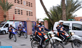 Marrakech Police Arrest 13 Internationally Wanted Persons in One Year