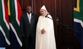 Morocco, South Africa in Closer Ties after 15 Years: South African Newspaper