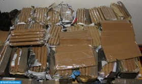 13 Kg of Cannabis Resin Seized at Bab Sebta Crossing Point