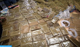 9,122 Kg of Cannabis Resin Seized Friday near Tangier (Police)