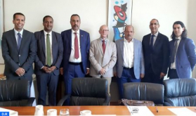 Representatives of Southern Provinces Hold Several Meetings with Senior Irish Officials in Dublin